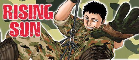 manga - Rising Sun tire sa révérence... mais annonce une suite !