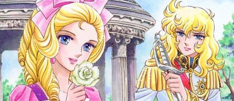 Nouvelle édition pour Lady Oscar chez @Anime