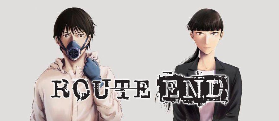 Route End, nouveau thriller des éditions Ki-oon
