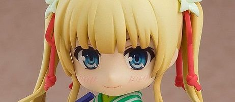 manga - Eriri Spencer Sawamura enfile son kimono dans la gamme Nendoroid