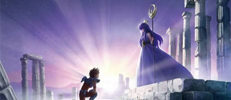 Le nouvel anime de Saint Seiya arrive sur Netflix