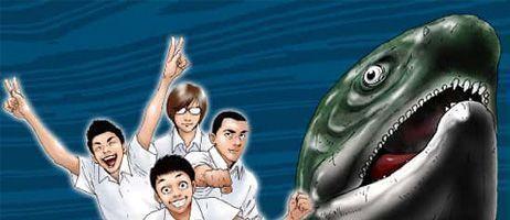 Tu seras un saumon mon fils le nouveau titre WTF?! d'Akata