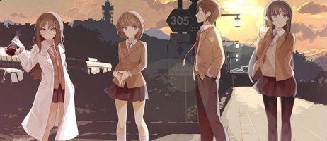 manga - Un film d'animation pour Seishun Buta Yarô wa Bunny Girl Senpai no Yume o Minai