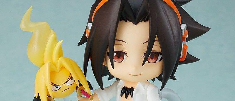 Une Nendoroid pour Yoh Asakura