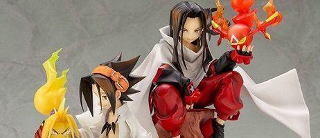 manga - Shaman King à l'honneur chez Kotobukiya