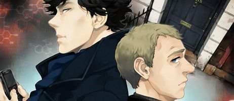 L'adaptation en manga de la série tv Sherlock s'invite chez Kurokawa