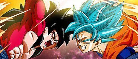 manga - L'anime promotionnel Super Dragon Ball Heroes s'offre un trailer