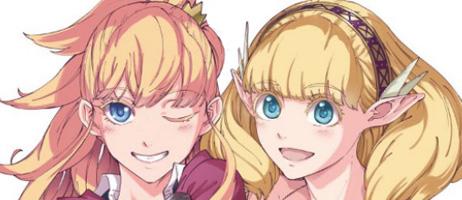 Maybe de retour chez Kana avec le manga Tales of wedding rings 10