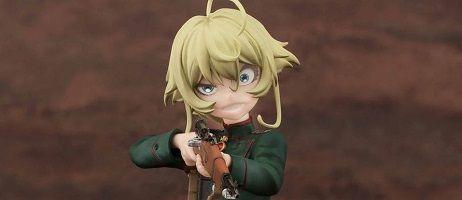 manga - Une première figurine de collection pour Tanya the Evil