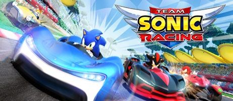 manga - Sortie du jeu Team Sonic Racing