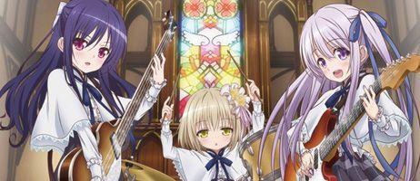 Tenshi no 3P et New Game! saison 2 sur Crunchyroll