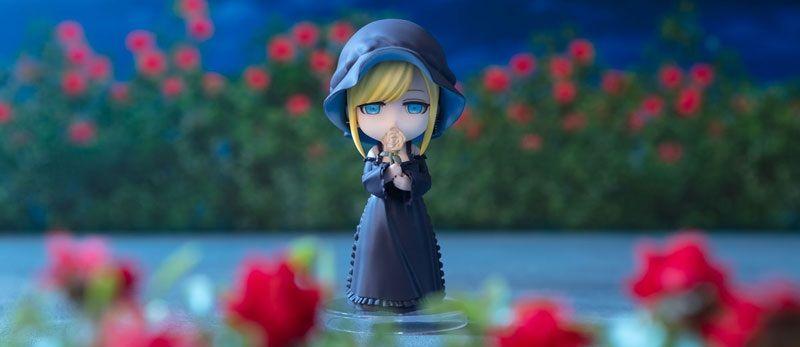 Une figurine d'Alice dans la gamme Figuarts Mini