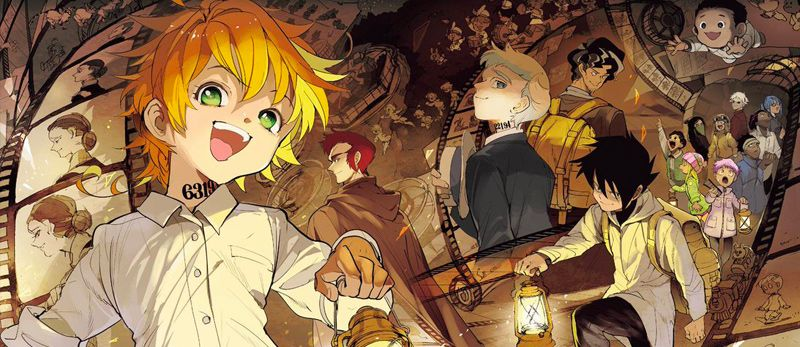 Un coffret collector pour le dernier tome de The Promised Neverland