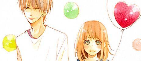 Le shojo This is not Love, Thank you annoncé chez Soleil Manga