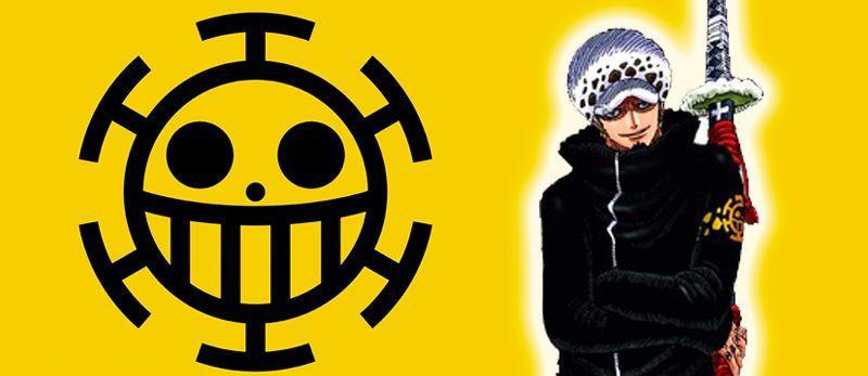 Le roman de One Piece sur Trafalgar Law sortira chez Glénat