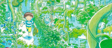 Le manga Tsurumaki Machi Natsu Jikan acquis par IMHO