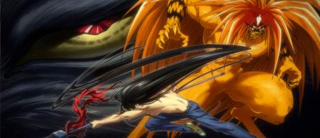 L'anime Ushio & Tora en DVD et Blu-ray chez Kazé