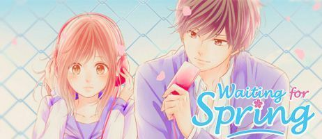 Waiting for Spring, 2ème shojo de la collection Cherry Blush de Pika