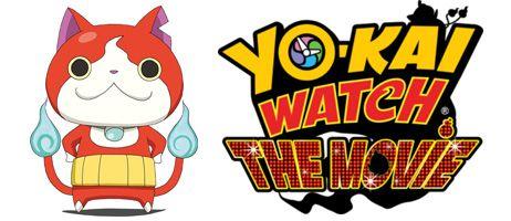 La sortie du film Yo-kai Watch en DVD et Blu-ray se précise