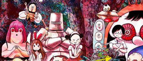 manga - Inio Asano lance une nouvelle oeuvre !