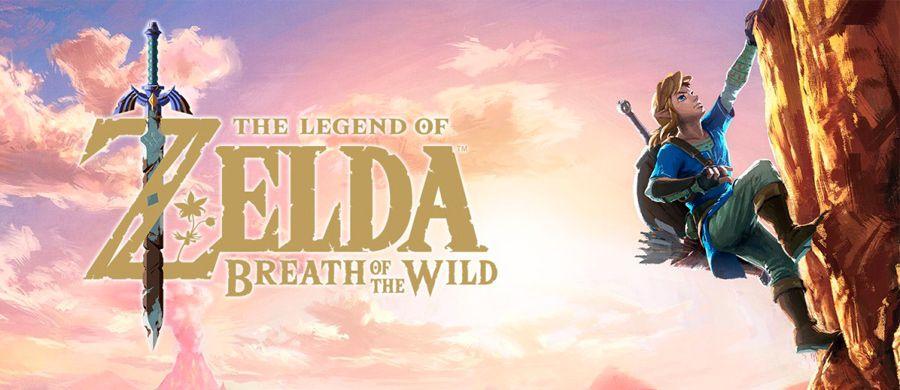 L'artbook de The Legend of Zelda – Breath of the Wild annoncé par Soleil
