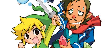 Les mangas Zelda: The Minish Cap & Phantom of Hourglass bientôt en Perfect Edition chez Soleil