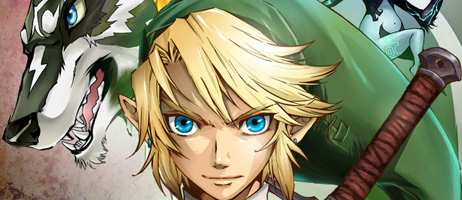 Attendu, le manga The Legend of Zelda – Twilight Princess arrive enfin en France début 2017