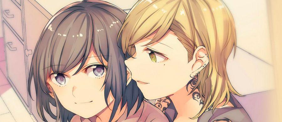 Meian présente son premier manga girls' love : Nos différences enlacées