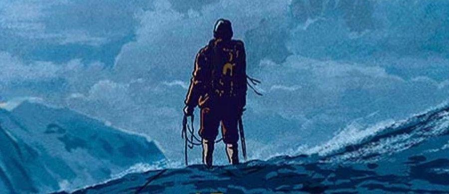 Un bande-annonce pour le film d'animation Le Sommet des Dieux