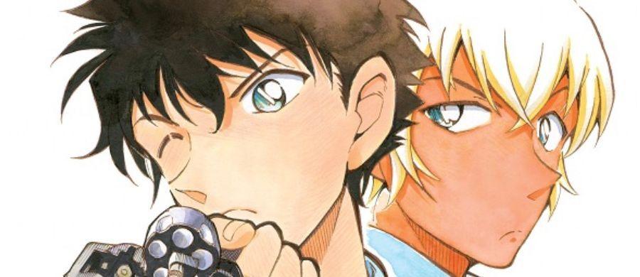 Wild Police Story, nouveau spin-off de Détective Conan annoncé par Kana