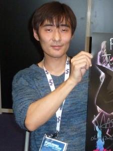 Masahiko komino visual 01