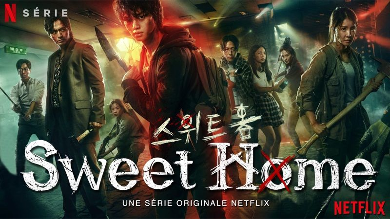 affiche sweet home