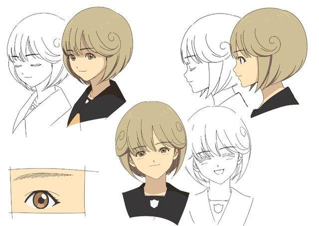 Video girl ai 2018 drama anime visual 2