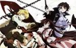 Pandora hearts anime visual 1