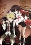 Pandora hearts anime visual 2