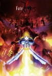 Fate zero anime visual 01