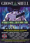 Ghost in the shell affiche us anime
