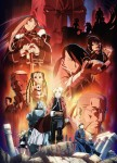 Fullmetal alchemist brotherhood anime visual1