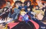 Fullmetal alchemist brotherhood anime visual2