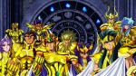 Saint seiya visual 2