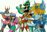Saint seiya visual 3