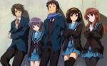 Disparition haruhi suzumiya visual 01