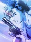 City hunter anime visual 6
