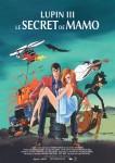 Luppin III secret de mamo affiche cine 2019