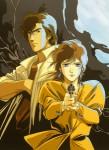 City Hunter illustration anime 2