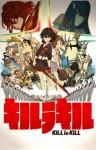 Kill la kill anime.