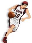 Kuroko basket anime visual 3