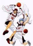 Kuroko basket anime visual 4