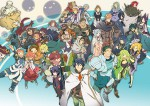 Log horizon anime visual art 1