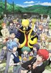 Assassination classroom anime visual 2